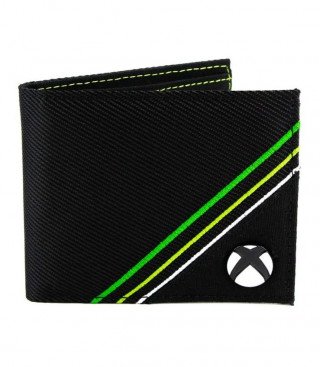 Novčanik Official Xbox One Carbon Fibre Wallet