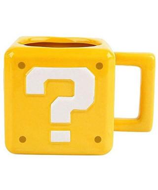 Šolja Super Mario Question Block Mug