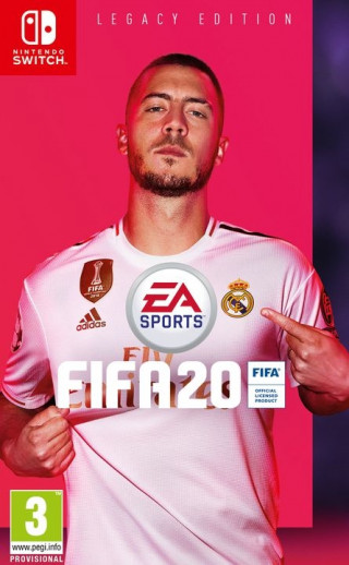 Switch FIFA 20 - Legacy Edition