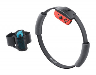 Switch Ring Fit Adventure