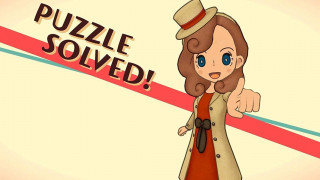 Switch Layton's - Mistery Jouney Katrielle and the Millionaires' Conspiracy - Deluxe Edition