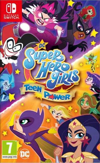 Switch DC Super Hero Girls - Teen Power