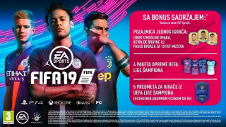 PS3 FIFA 19 - Legacy Edition