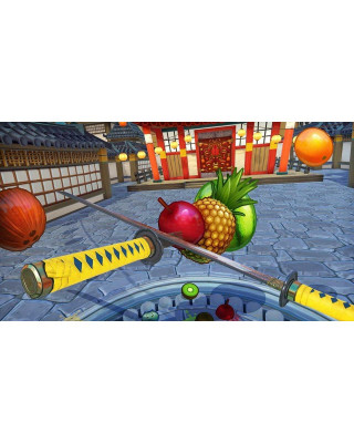 PS4 Fruit Ninja VR