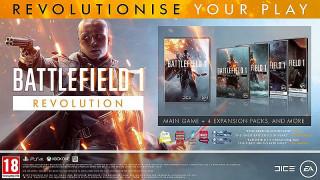 PS4 Battlefield 1 - Revolution