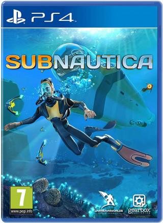PS4 Subnautica