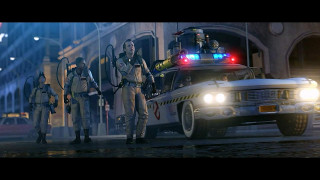 PS4 Ghostbusters Remastered