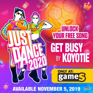 PS4 Just Dance 2020