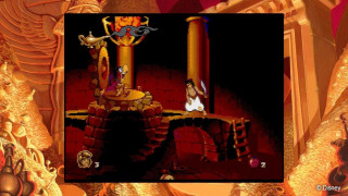 PS4 Disney Classic Games - Aladdin And The Lion King