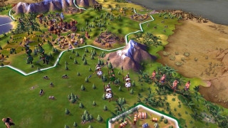 PS4 Sid Meier's Civilization 6