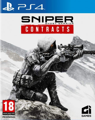 PS4 Sniper - Ghost Warrior - Contracts