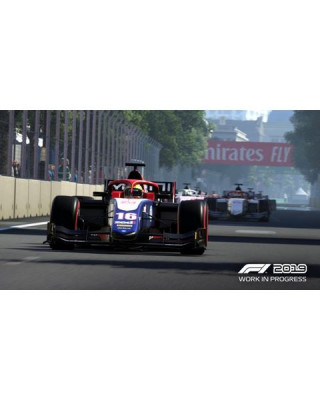 PS4 Formula 1 - F1 2019
