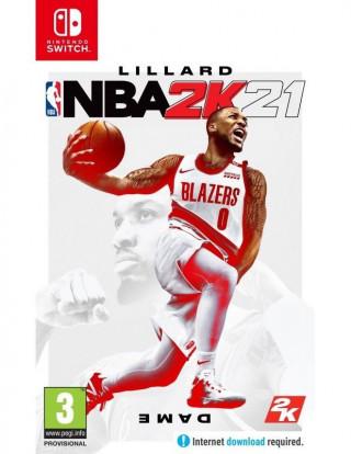 Switch NBA 2K21