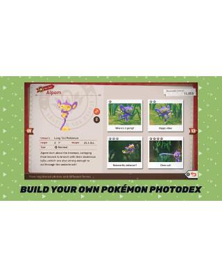 Switch Pokemon Snap