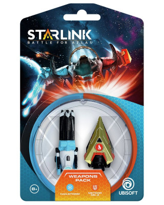 Starlink Weapon Pack Hail Storm + Meteor