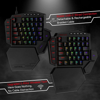 Tastatura Redragon Diti Elite K585 RGB Wireless