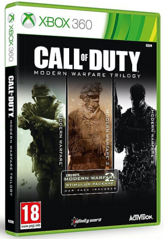XB360 Call Of Duty - Modern Warfare Trilogy