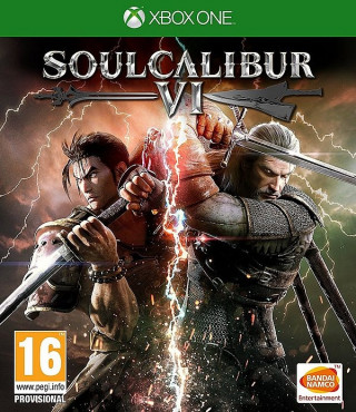 XBOX ONE Soul Calibur VI