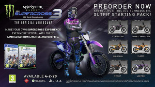 XBOX ONE Monster Energy Supercross - The Official Videogame 3
