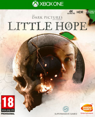 XBOX ONE The Dark Pictures - Little Hope