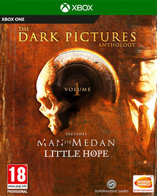 XBOX ONE The Dark Pictures Anthology - Volume 1 Limited Edition