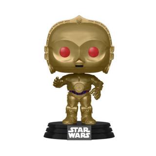 Bobble Figure Star Wars EP9 POP! - C-3PO (Red Eyes)