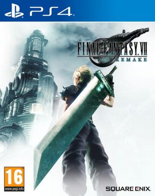 PS4 Final Fantasy 7 Remake