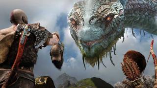 PS4 God of War 4