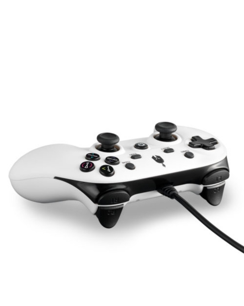 Gamepad Spartan Gear Oplon - White