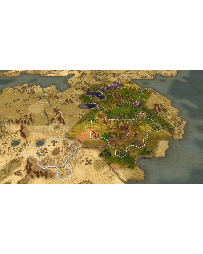 AKCIJA PS4 Sid Meier's Civilization 6