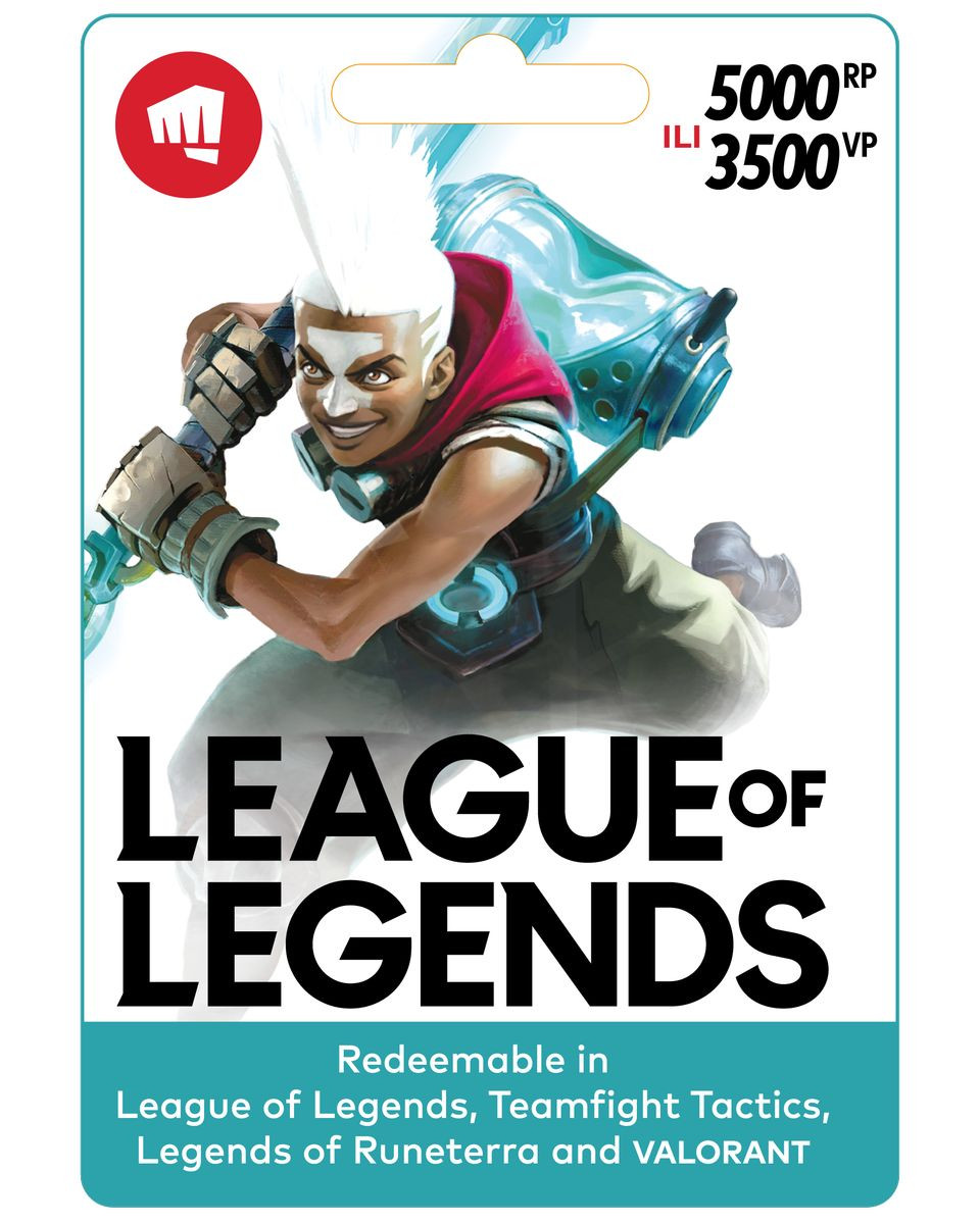 Riot Points Pin Code 5000RP