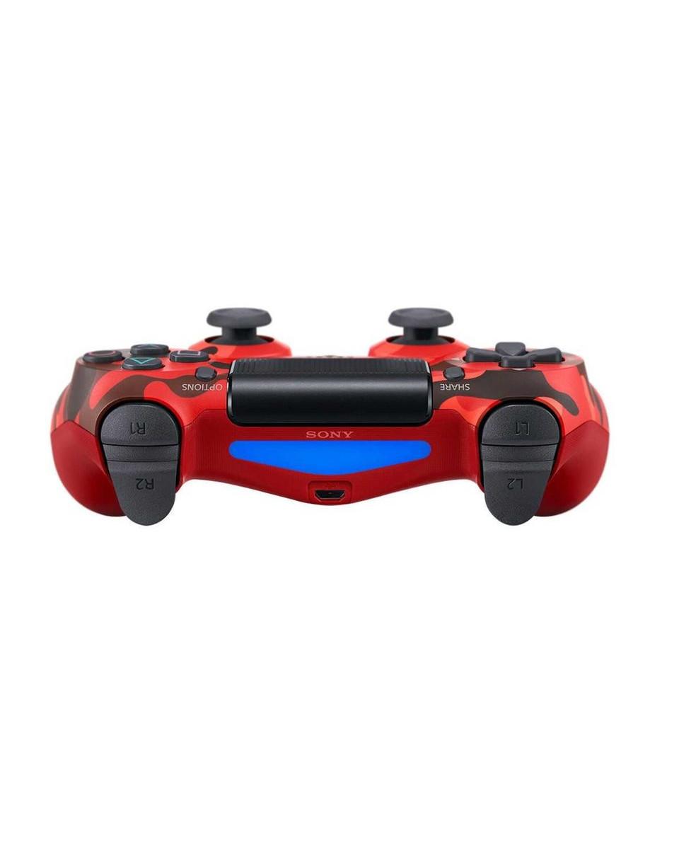 Gamepad Sony Dualshock 4 - Camo Red