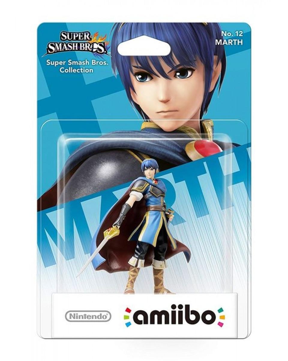 Amiibo Super Smash Bros - Marth No. 12