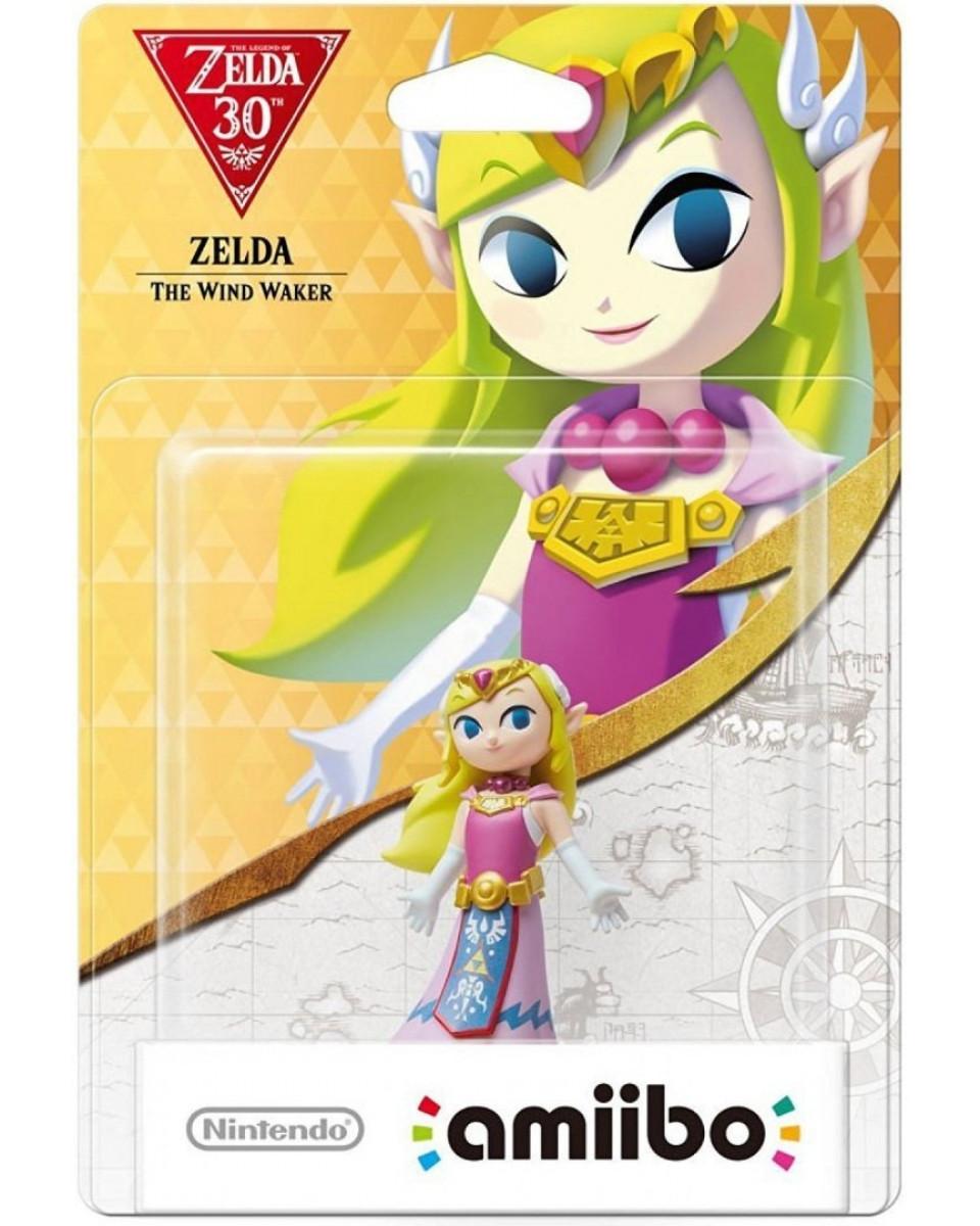 Amiibo Zelda - Wind Waker