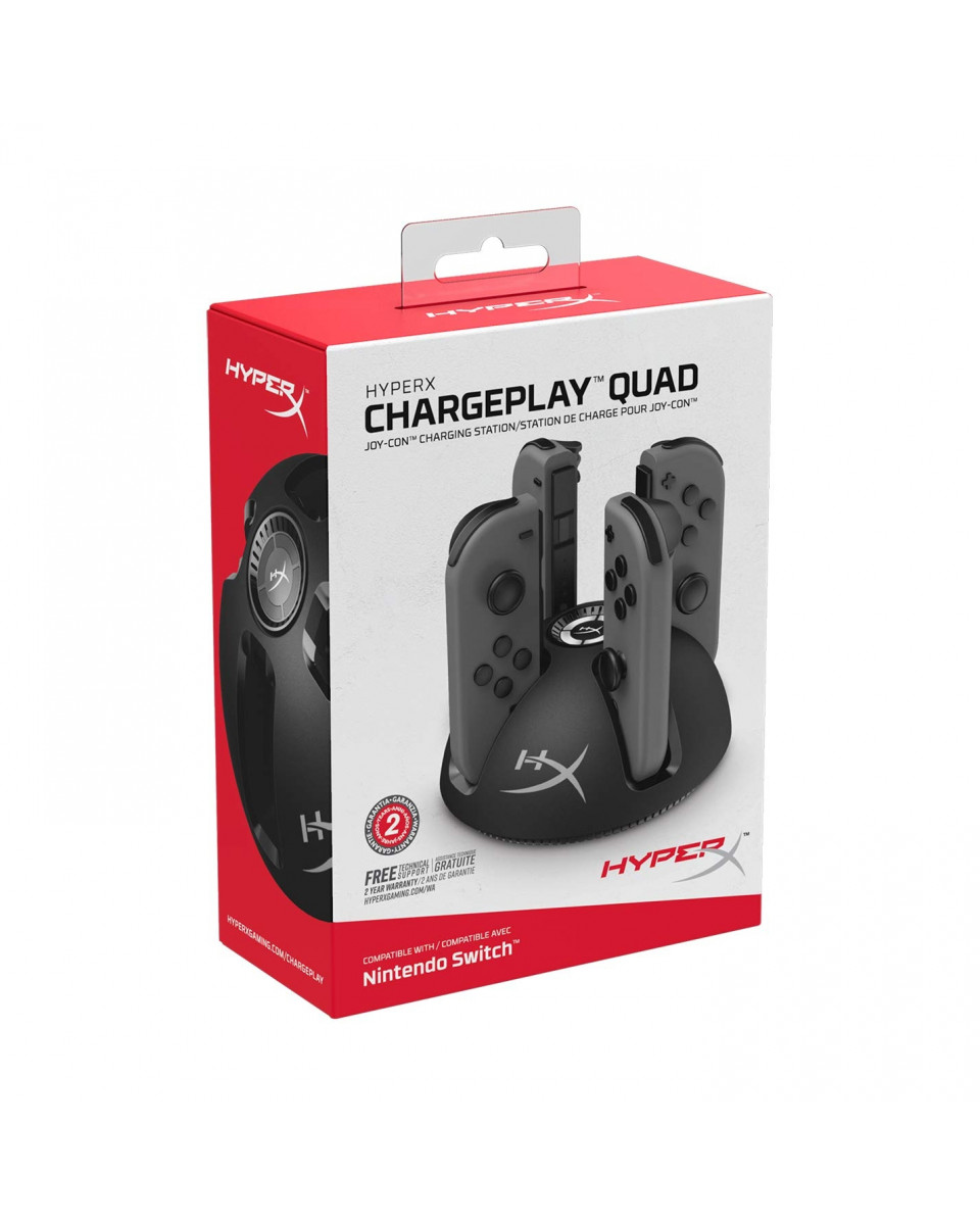 HyperX ChargePlay Quad Adapter