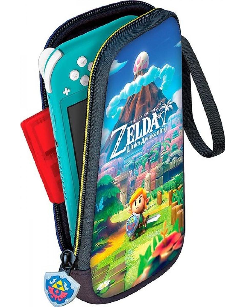 Slim Travel Case BigBen - Zelda