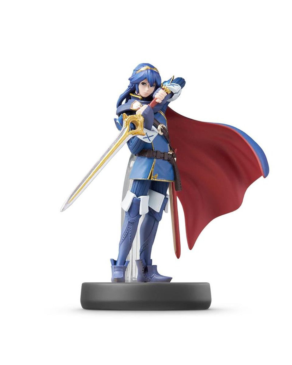 Amiibo Super Smash Bros - Lucina No.30