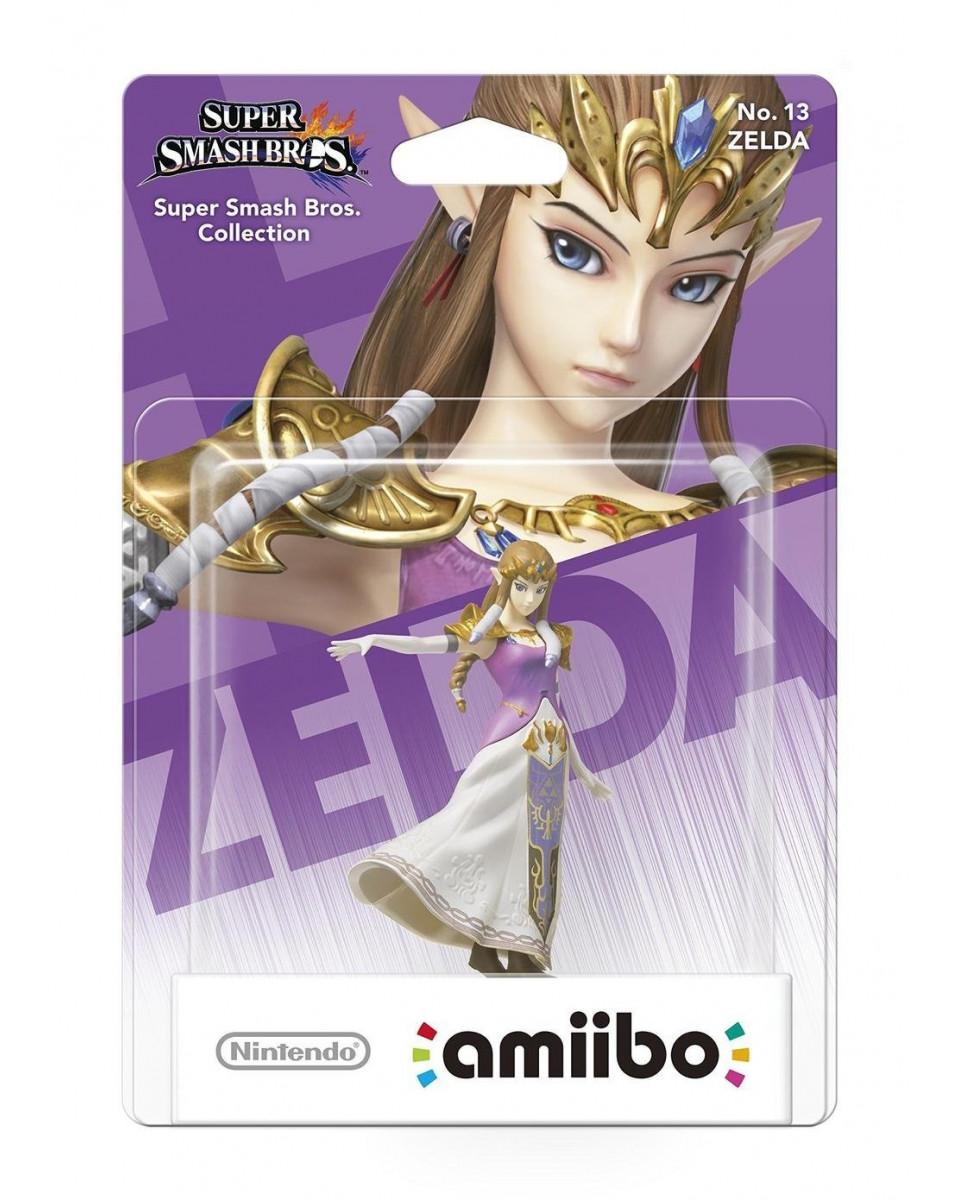 Amiibo Super Smash Bros - Zelda No. 13