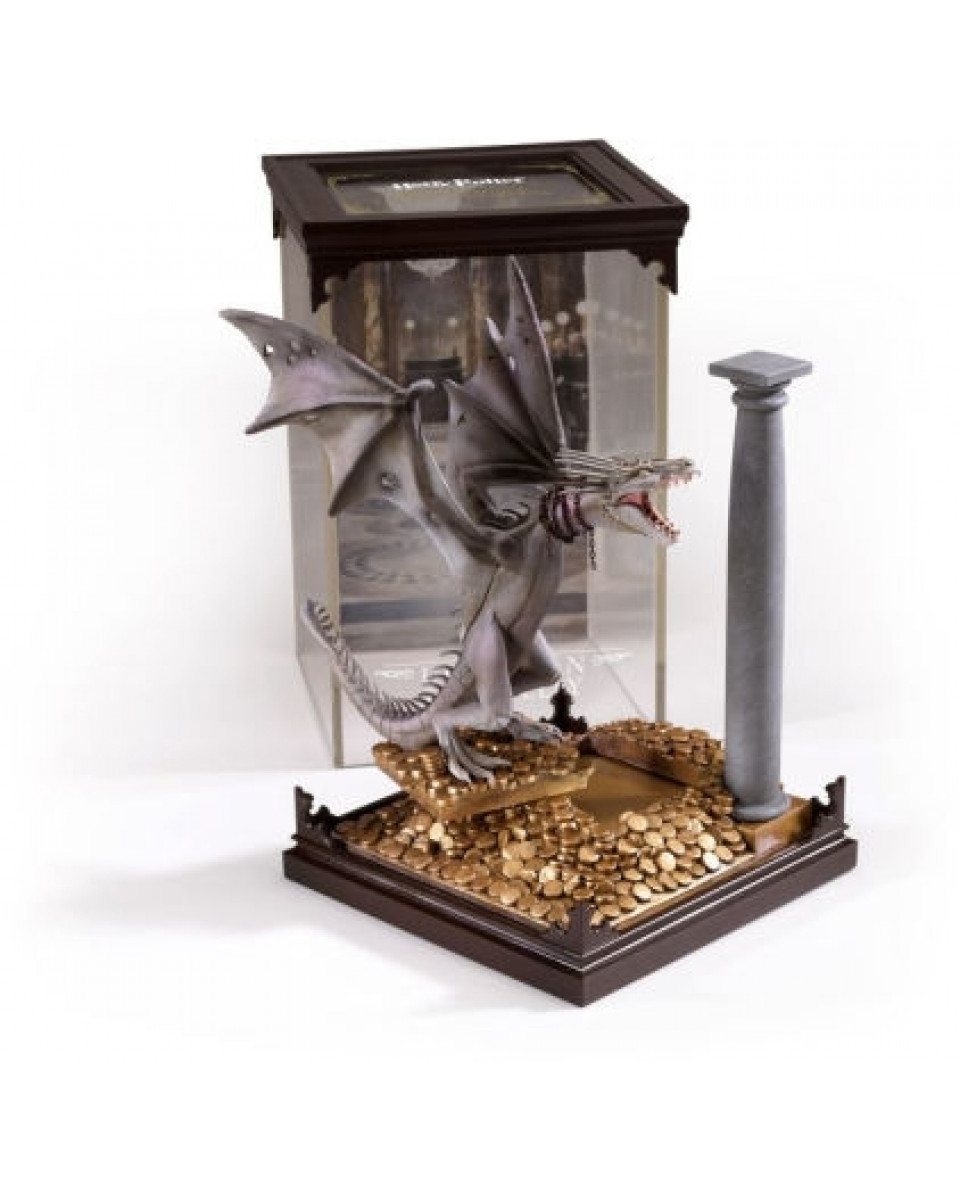 Statue Harry Potter Magical Creatures - Ukrainain Iron Belly Dragon
