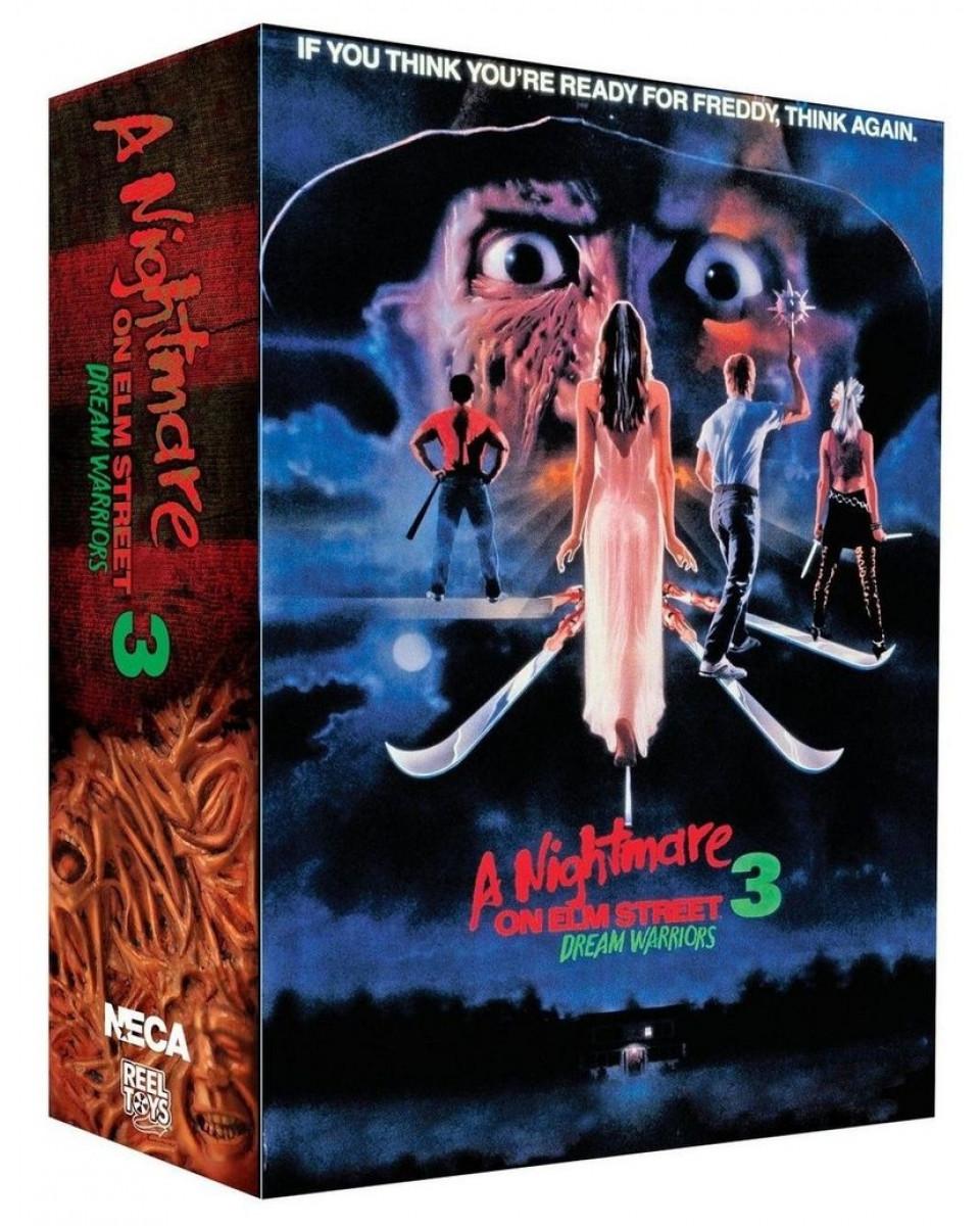 Action Figure Nightmare On Elm Street 3 - Ultimate Freddy