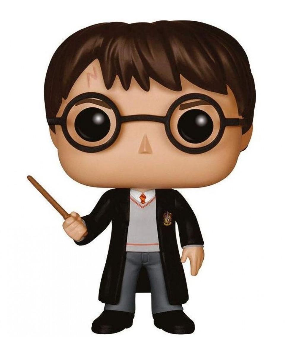 Bobble Figure Harry Potter POP! - Harry Potter
