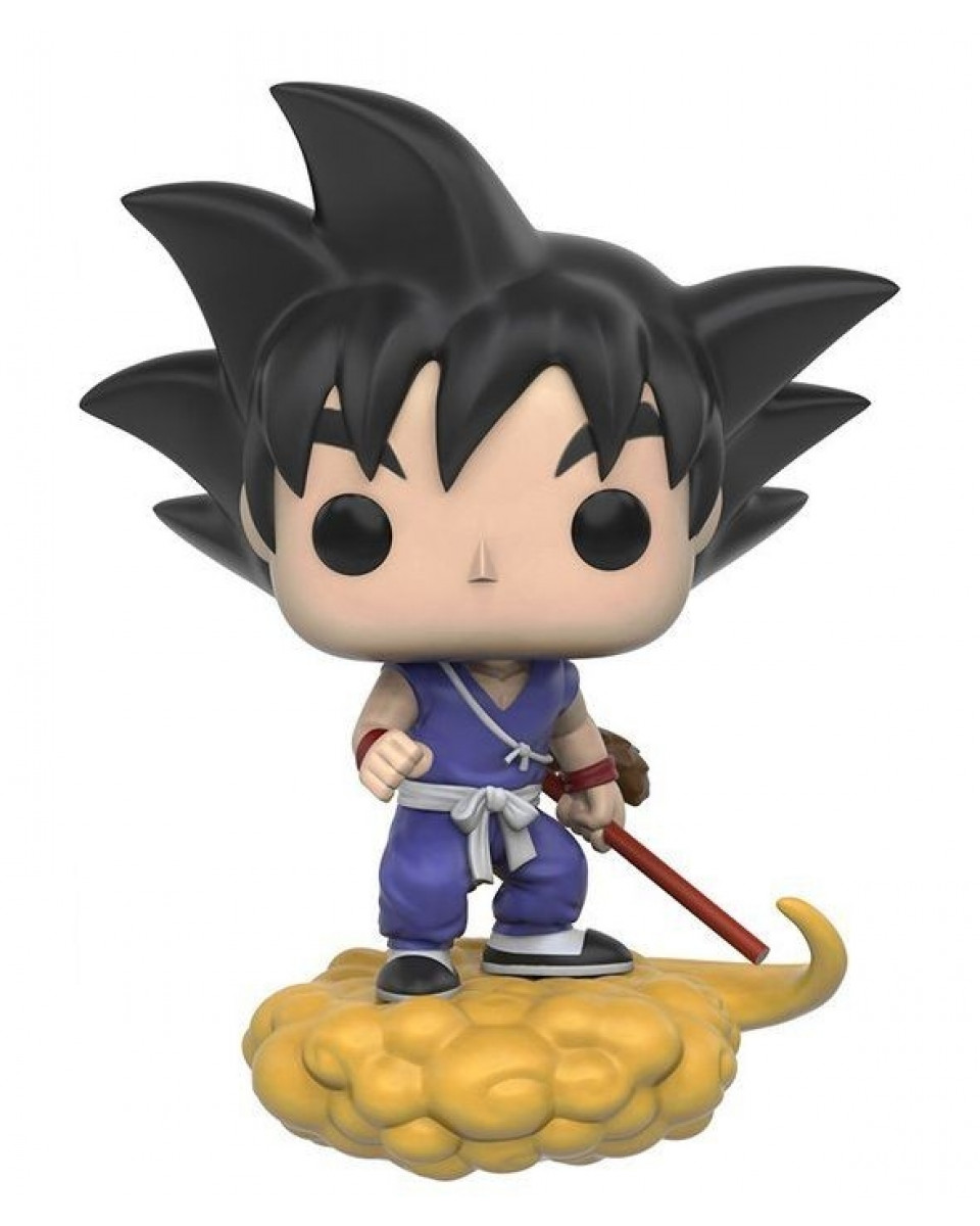 Bobble Figure Dragon Ball Z POP! - Goku and Flying Nimbus