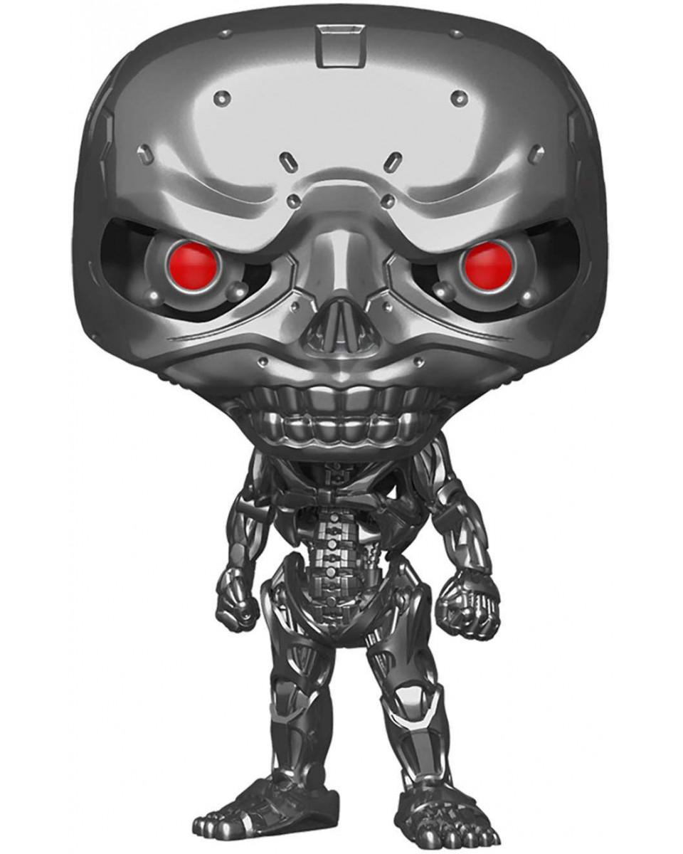 Bobble Figure Terminator Dark Fate POP! - REV-9 Endoskeleton