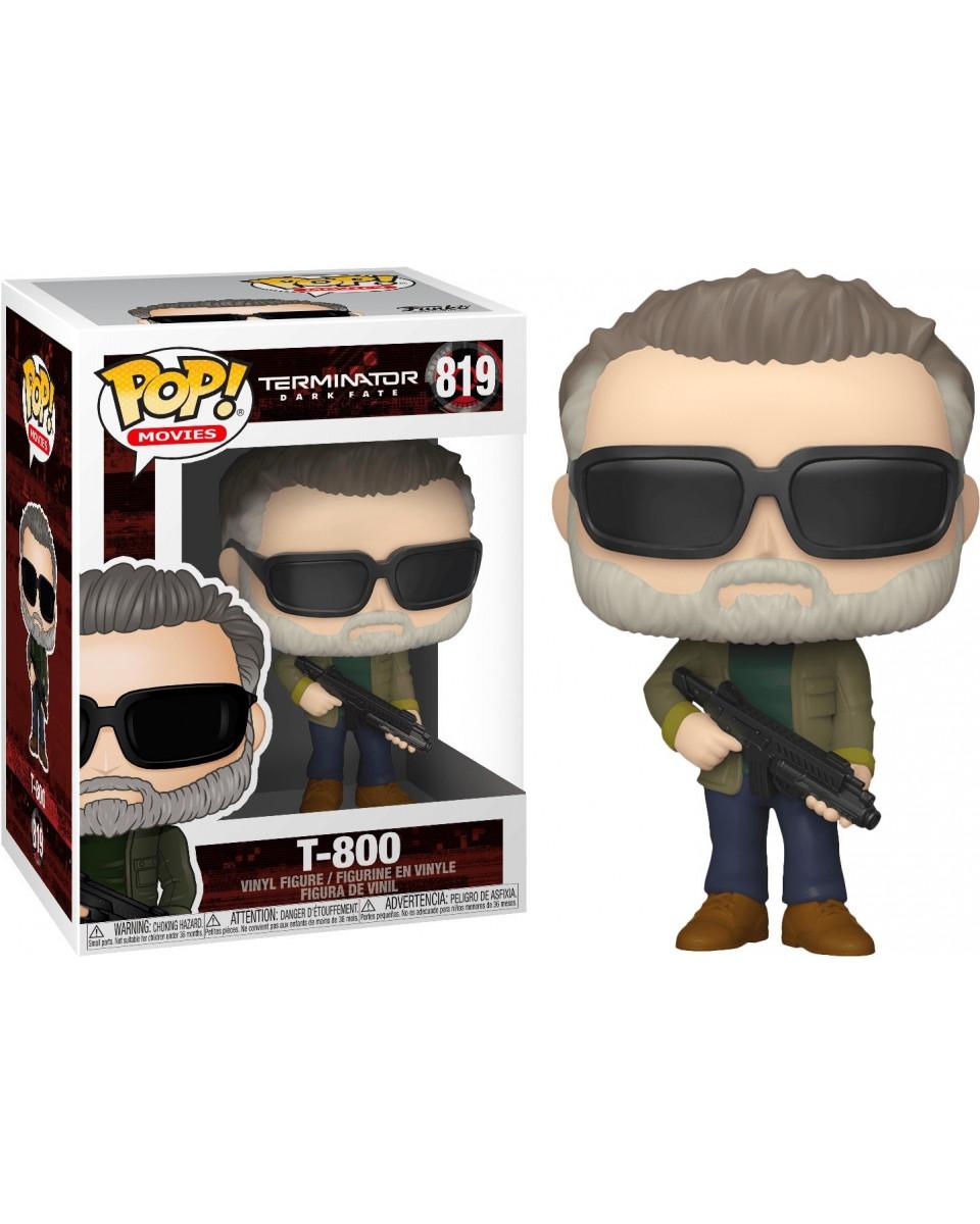 Bobble Figure Terminator Dark Fate POP! - T-800