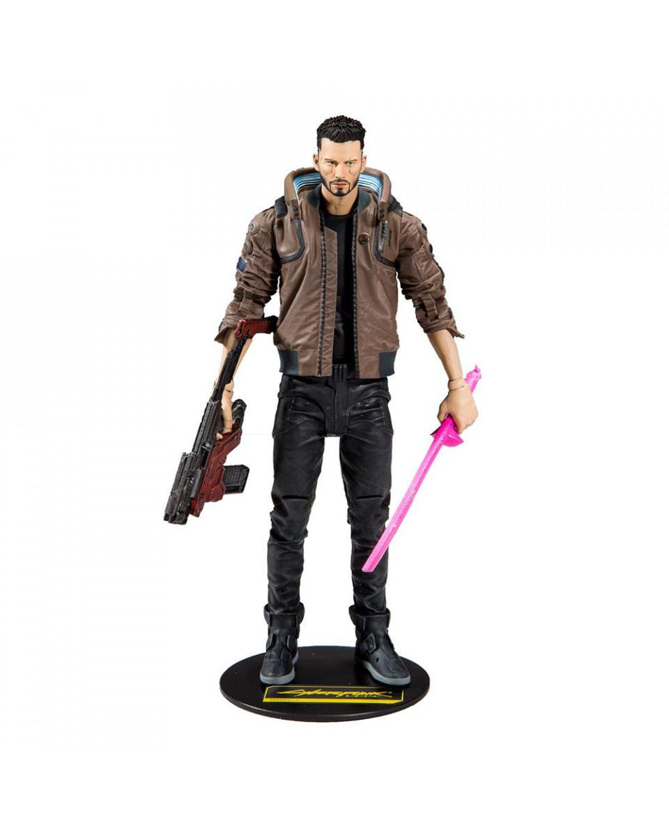 Action Figure Cyberpunk 2077 - Male V