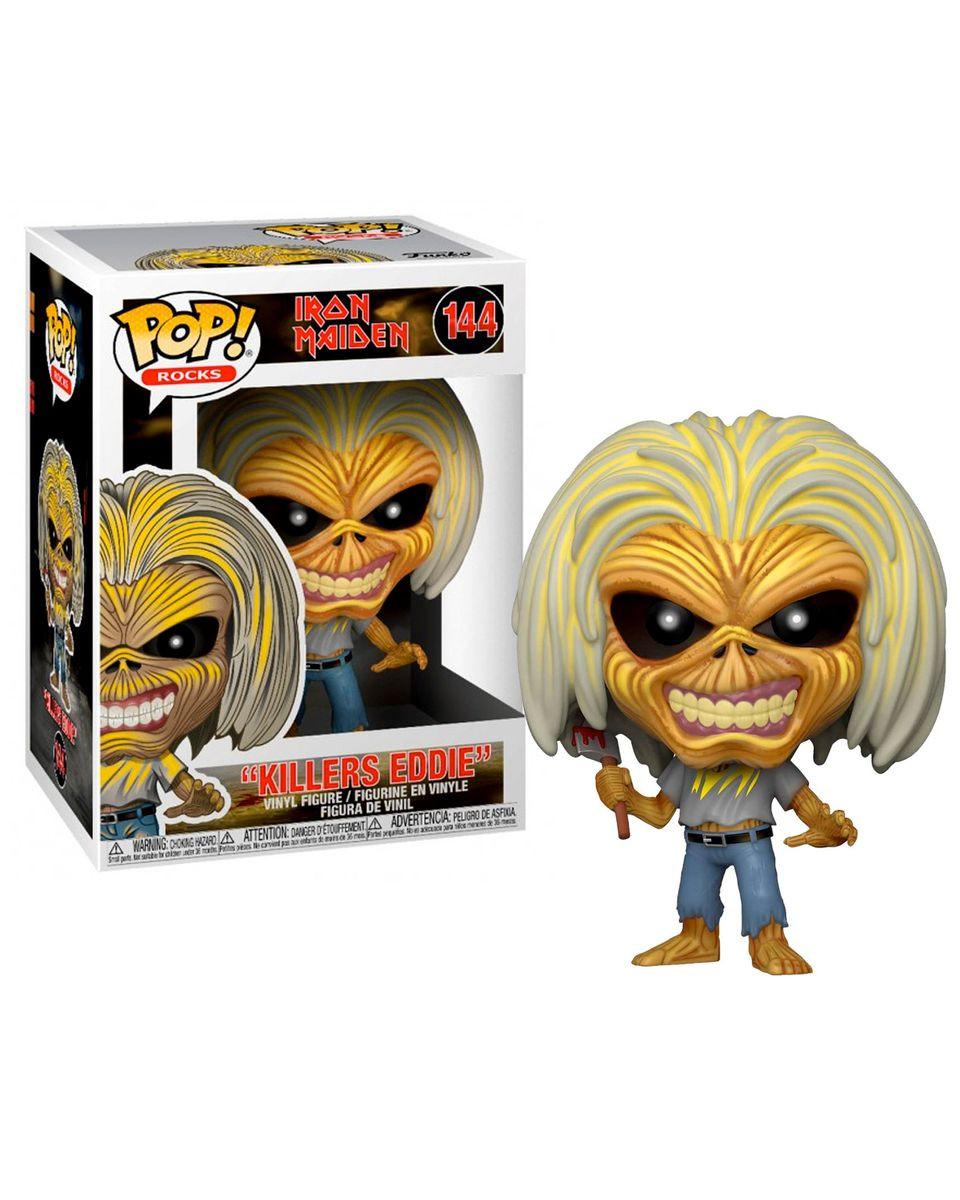 Bobble Figure Iron Maiden POP! - Killers Eddie