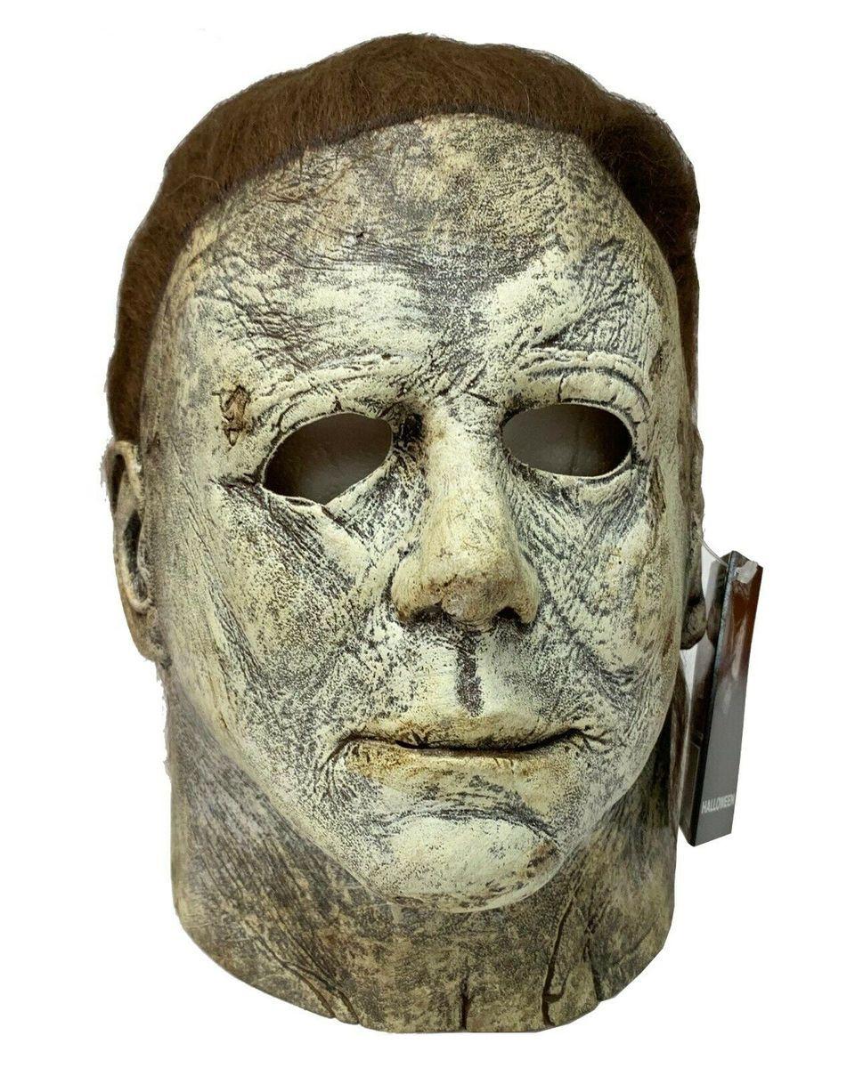 Maska - Halloween (2018) Latex Mask - Michael Myers