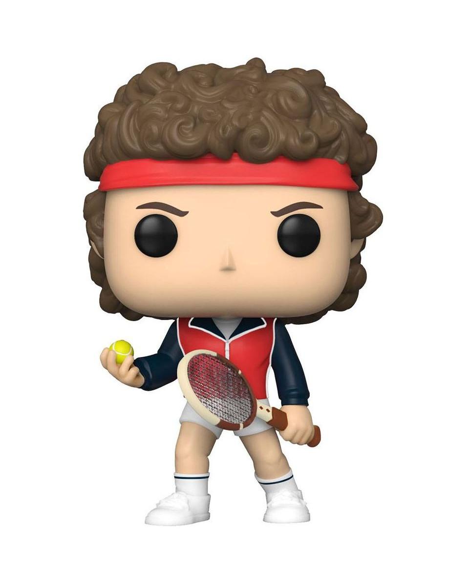 Bobble Figure Tennis Legends POP! - John McEnroe