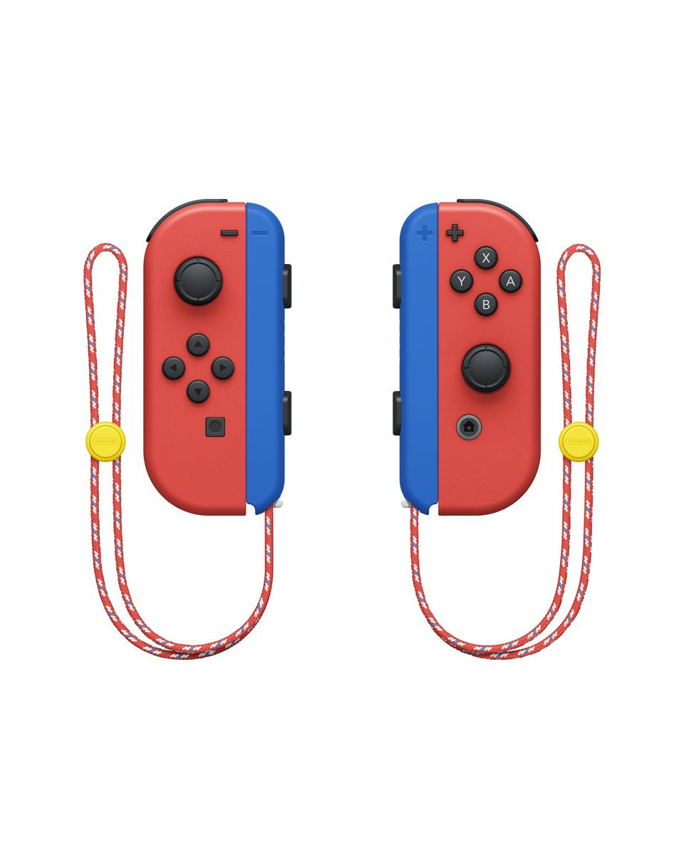 Konzola Nintendo Switch Mario Red & Blue Special Edition (Red Joy-Con)
