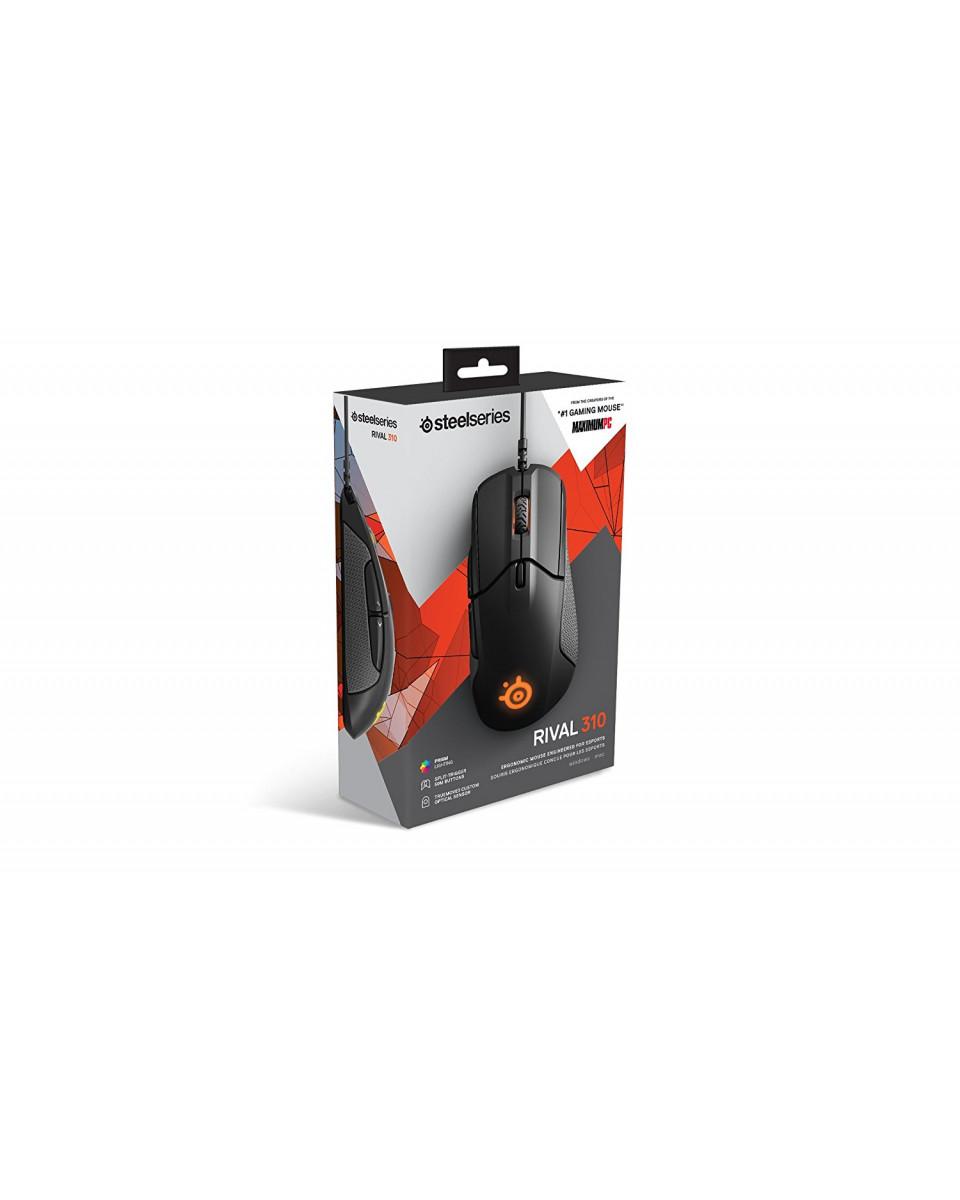 Miš SteelSeries RIVAL 310 - Black